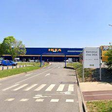 siège social IKEA France