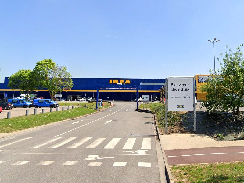 Ikea France Siege Social Adresse Et Contact